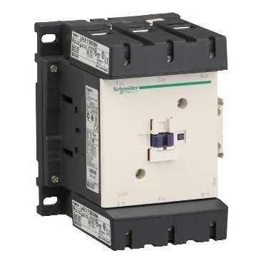 LIGHT COM SRL   Contactor - 3P (3NO) - 150A (80kW) AC3 440V AC - 1NO ...