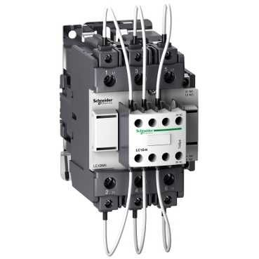 LIGHT COM SRL   Contactor - Corectie factor de putere - 33,3 kVar la ...