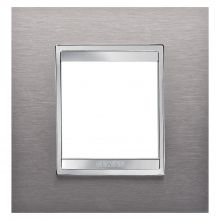 Chorus LUX International - Rame ornament metal - Otel inox polizat
