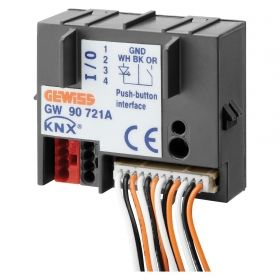 Chorus KNX BUS - Interfata binara - 4 Canale
