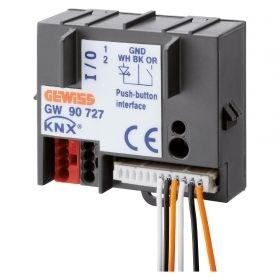 Chorus KNX BUS - Interfata binara - 2 Canale